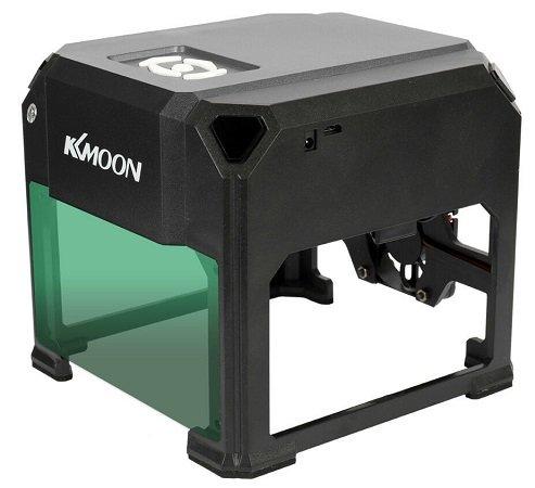 KKmoon DIY Compact Automatic Laser-Graviermaschine für 91,87€ inkl. VSK
