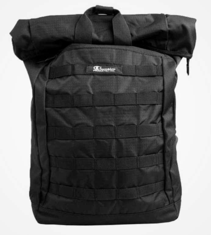 Champion Reverse Weave Backpack in schwarz für 36,97€inkl. Versand (statt 50€)