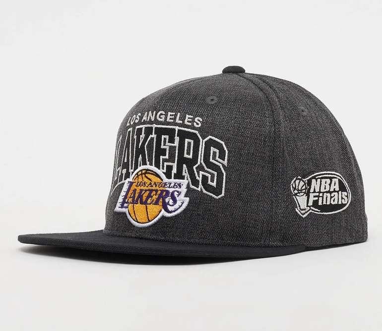 Mitchell & Ness NBA Los Angeles Lakers G2 Winners Snapback Cap für 21,49€ (statt 33€)