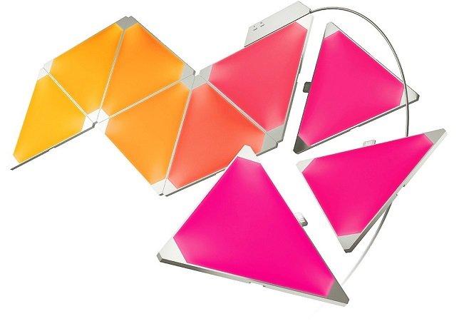 Nanoleaf Aurora 9er-Pack Starter Kit für 142,49€ inkl. VSK