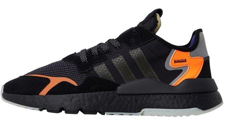 adidas Originals Dimension Herren Sneaker Schwarz/Orange für 74,44€ (statt 90€)