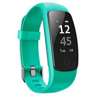 moreFit Slim Touch Fitness Tracker mit Herzfrequenzmessung für 13,99€ (Prime)