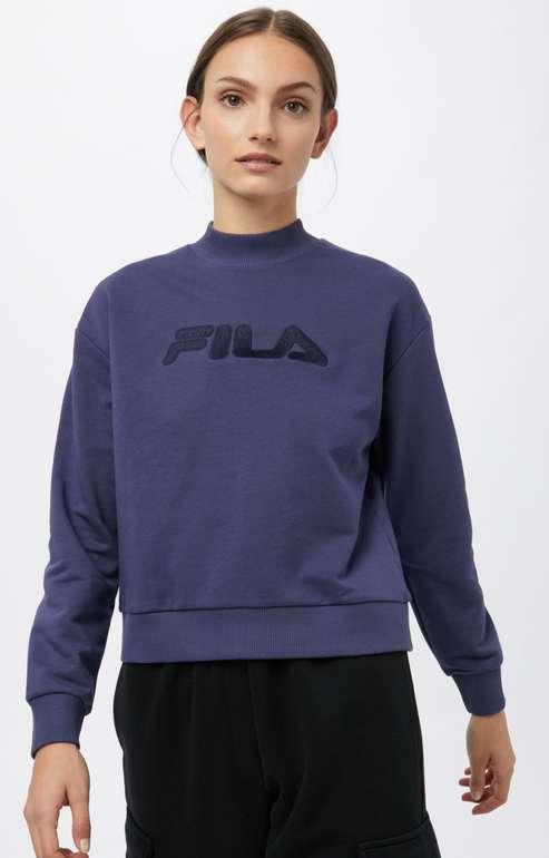 """Fila Sweatshirt """"Fauna"""" in indigo / schwarz für 23,92€ inkl. Versand (statt 50€)"""