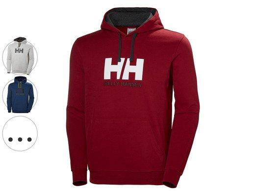 Helly Hansen Logo Herren Hoodie in vielen Farben für 40,90€ (statt 47€)