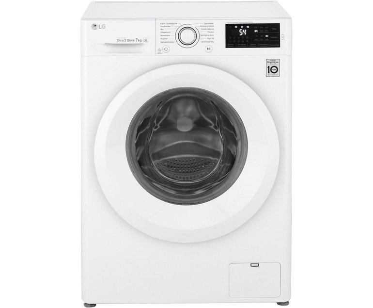 LG F 14WM 7LN0 Waschmaschine mit 7kg, 1400U/Min für 339€ (statt 388€)