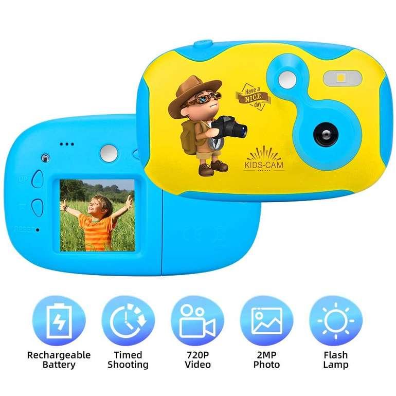 Comi Kinderkamera mit 1,44-Zoll-HD-Bildschirm für 10€ inkl. Primeversand (statt 25€)