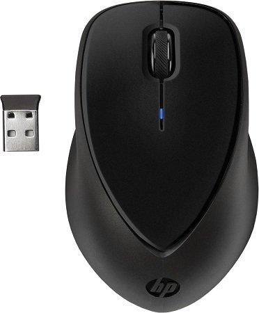 HP Comfort Grip Maus mit USB Dongle für 9,90€ (statt 16€)