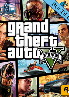 Grand Theft Auto V (PC, Rockstar Social Club) Great White Shark Card für 9,88€