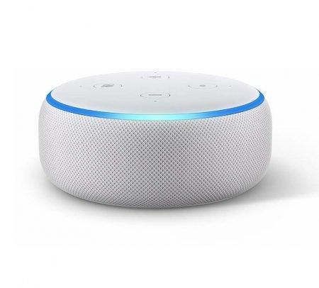 Amazon Echo Dot (3. Generation) in Sandstein für 41,56€ inkl. Versand (VG: 49€)