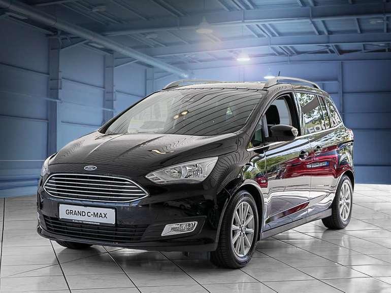 Gewerbe Leasing: Ford Grand C-Max 1.5 EcoBoost Titanium für 142,02€ Netto mtl.