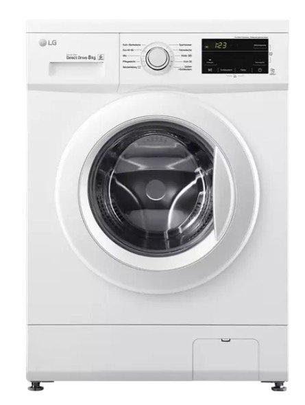 """LG """"F14WM8KGE"""" Waschmaschine (8 kg, 1360 U/Min.) für 318,90€ inkl. Versand (statt 369€) - Newsletter!"""