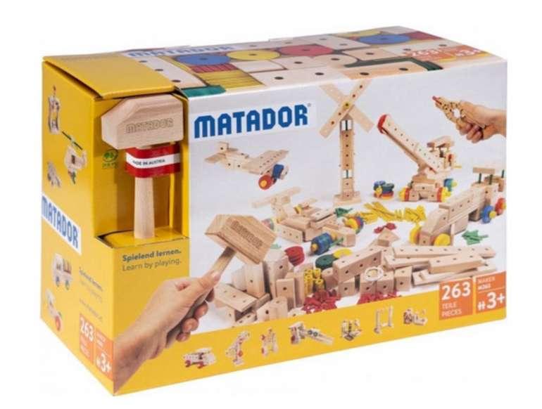 Matador Maker M263 Baukasten für 75,90€inkl. Versand (statt 95€)