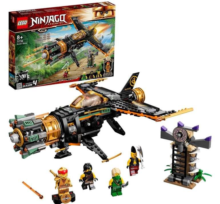 Lego Ninjago Coles Felsenbrecher (71736) für 25,99€inkl. Versand (statt 33€)