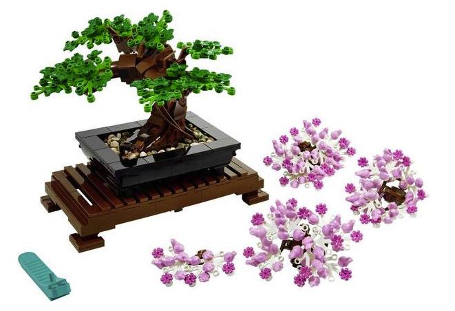 Lego Creator Bonsai Baum (10281) für 33,81€ inkl. Versand (statt 40€)