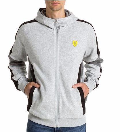 Puma Motorsport Sale + 20% Extra-Rabatt, Ferrari Kaputzen Jacke für 55,35€