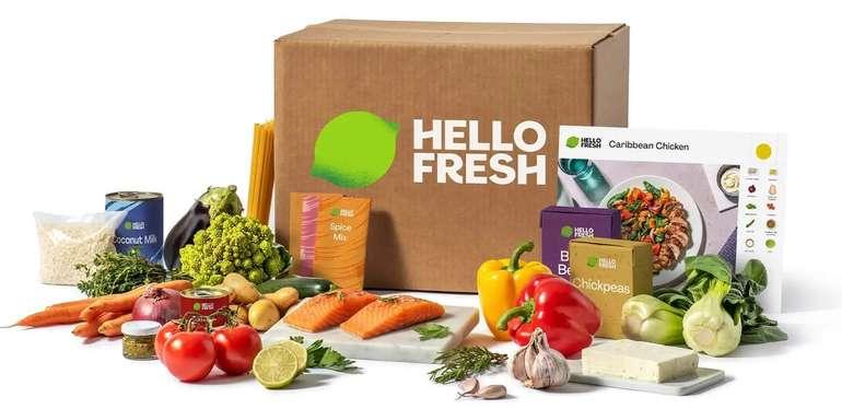Myprotein: 1. HelloFresh Kochbox für 9,63€ inkl. Versand (statt 86€) - Neukunden!