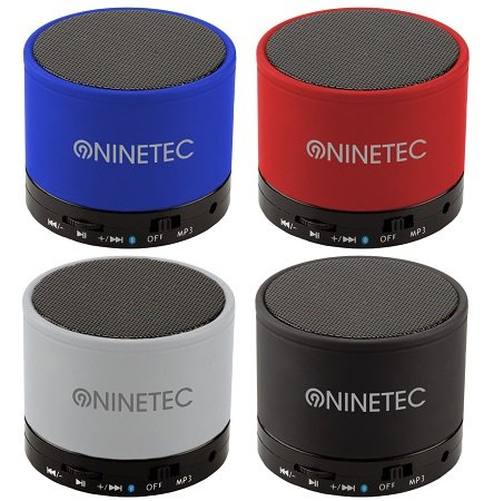 Ninetec BEATBLASTER Bluetooth Lautsprecher für 7,77€ inkl. Versand (statt 20€)