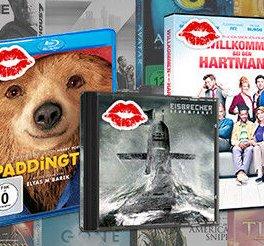 Media Markt Multibuy Aktion - 3 CDs, DVDs und/oder Blu-rays für 14€