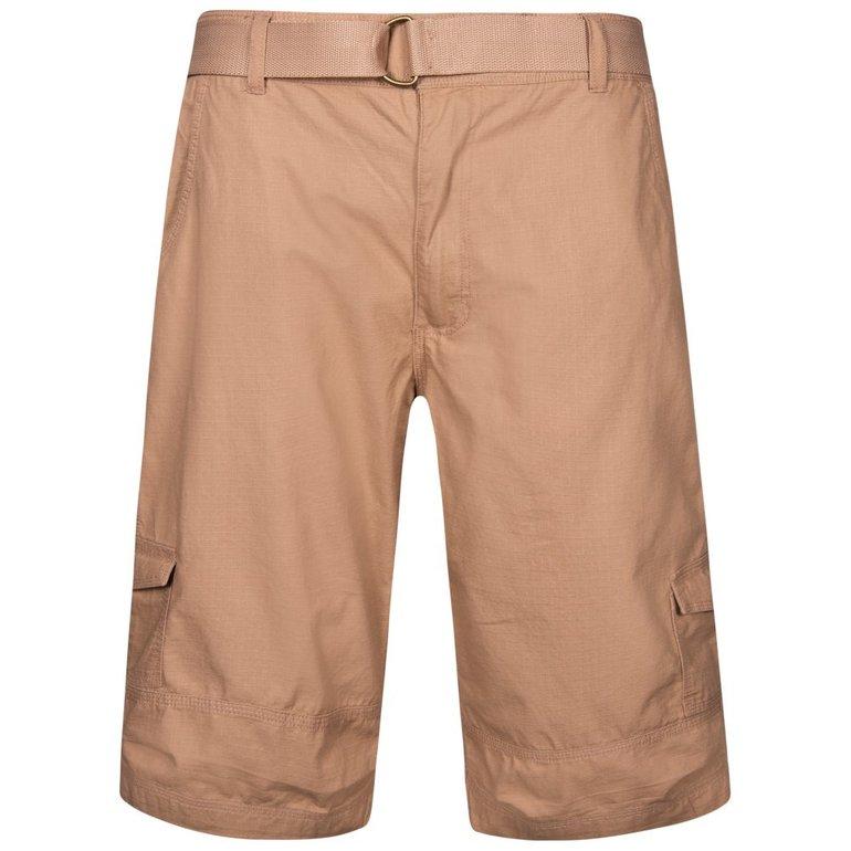 Juno Herren Cargo Shorts mit Gürtel für je 6,66€ (zzgl. 3,95€ Versand)