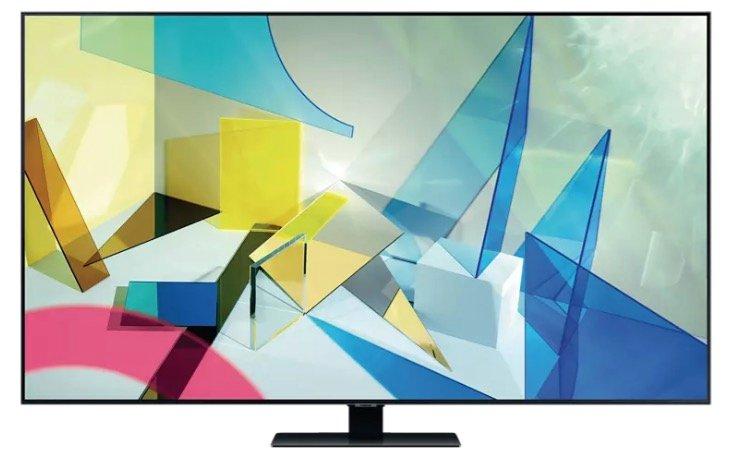"""Samsung """"GQ55Q82T"""" 55"""" 4K QLED TV mit HDMI 2.1 für 798,36€ (statt 1.036€) - Abholung!"""