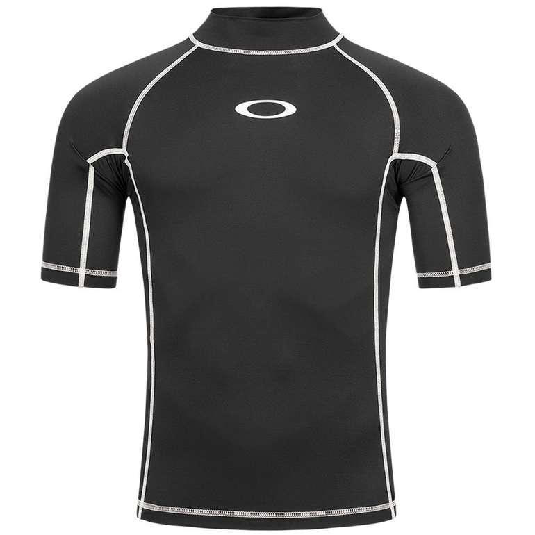 Oakley Reflector Rashguard Herren Wassersport Shirt für 11,72€ (statt 19€)