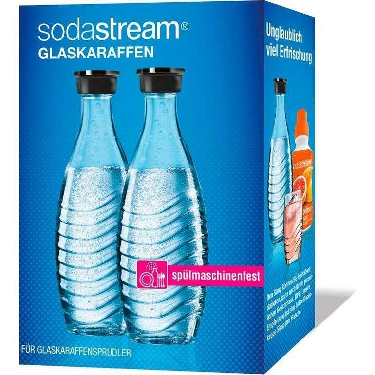 SodaStream Penguin Glaskaraffe Duopack je 0,6l für 14,54€ inkl. Versand (statt 19€)