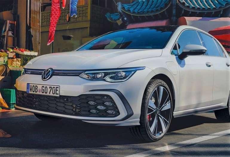 Privatleasing: Volkswagen Golf 8 GTE eHybrid DSG (245PS, Automatik) für 145€ mtl. (LF: 0,36)