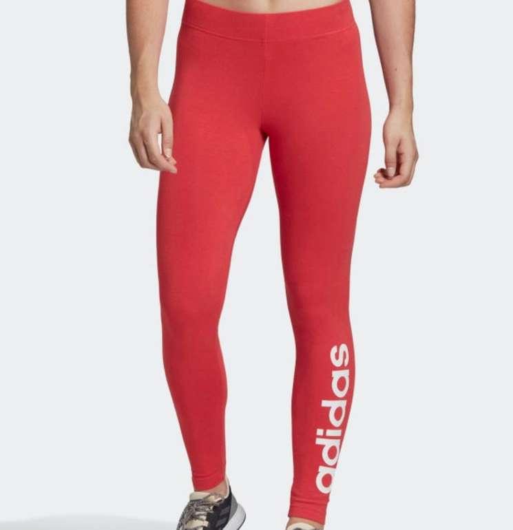 Adidas Tight & Leggings Sale mit bis zu 30% Extra Rabatt - z.B. Essentials Linear Tight für 18,53€ (statt 27€)