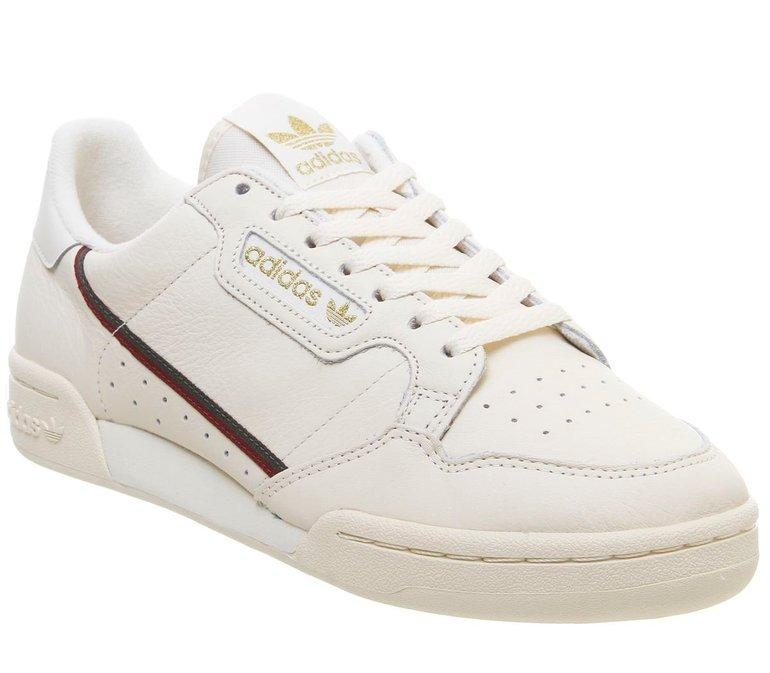 adidas Continental 80s Trainers Sneaker in vielen Farben für je 55€ oder Kids ab 30€ zzgl. VSK