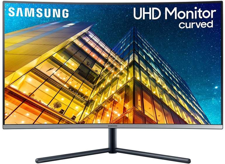 "Samsung Curved Monitor LU32R592CWU (31.5"", UHD, 4ms, 60Hz) für 330,43€ inkl. VSK (statt 417€)"