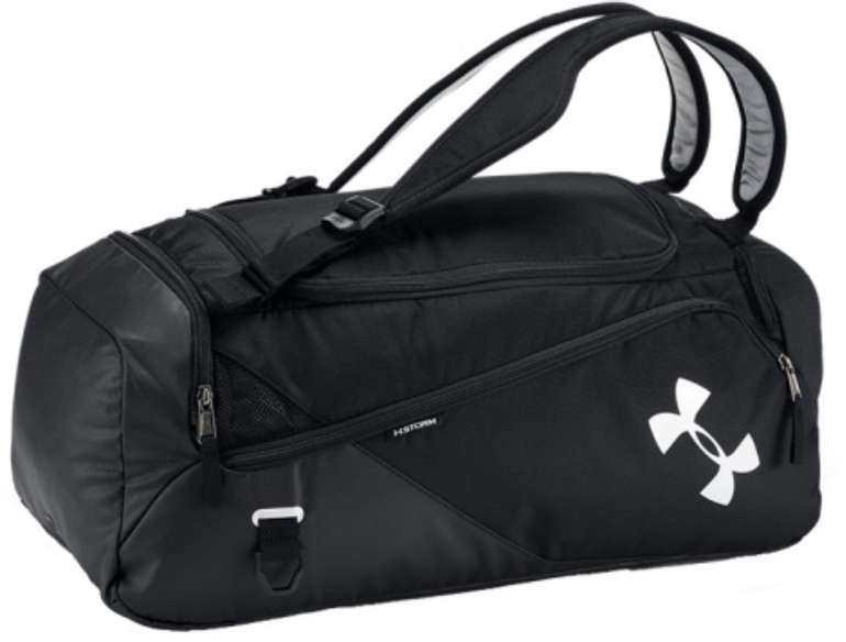 MySportswear mit 40% Rabatt auf Nike & Under Armour - z.B. Contain Duo Backpack Duffle S für 32,99€