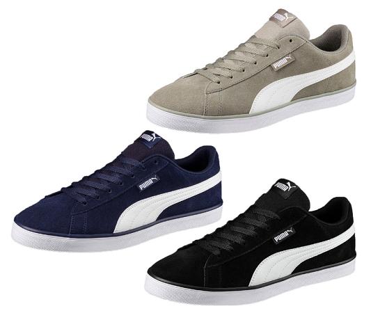 Puma Urban Plus SD Herren Sneaker für nur 24,95€ inkl. VSK (statt 28€)