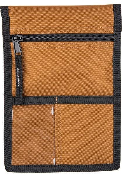 Carhartt WIP Collins Neck Pouch braun One Size-2