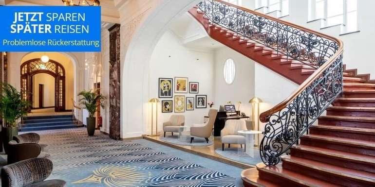 Hamburg: 5* Fraser Suites - Executive-Suite 139€ - 2-Zimmer-Deluxe-Suite 149€ bis 31. Jan.