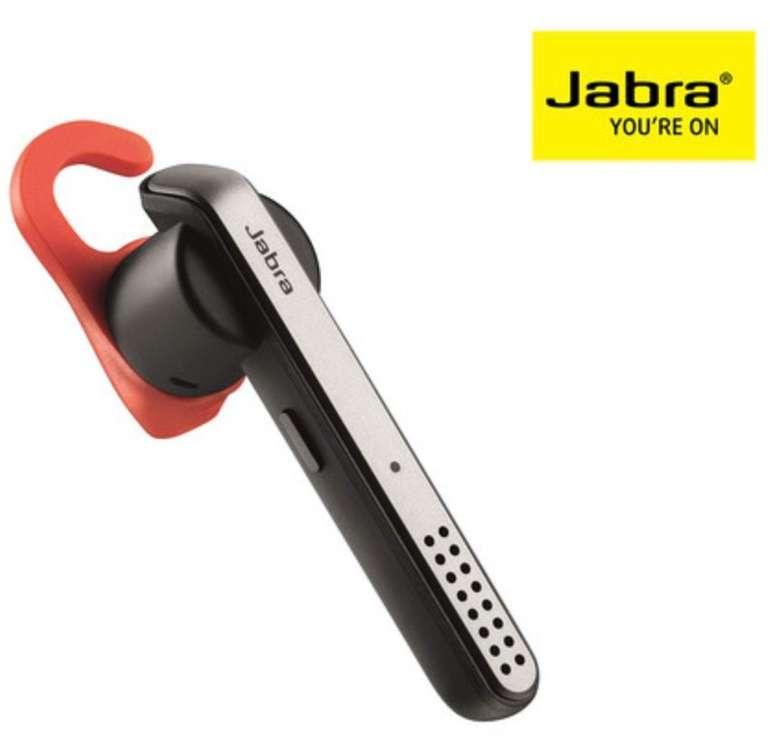 Jabra Stealth Bluetooth-Headset (Geräuschunterdrückung, 6 Stunden Akkulaufzeit, NFC) für 45,90€