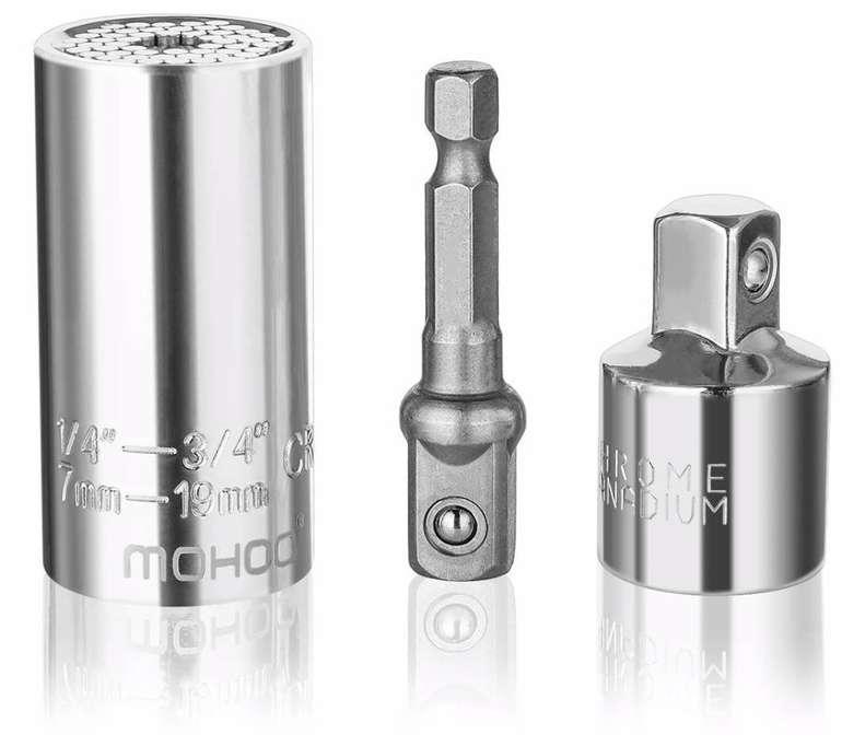 Gator Grip Mohoo 7-19mm Universal-Tool für Schrauben & Muttern nur 8,76€