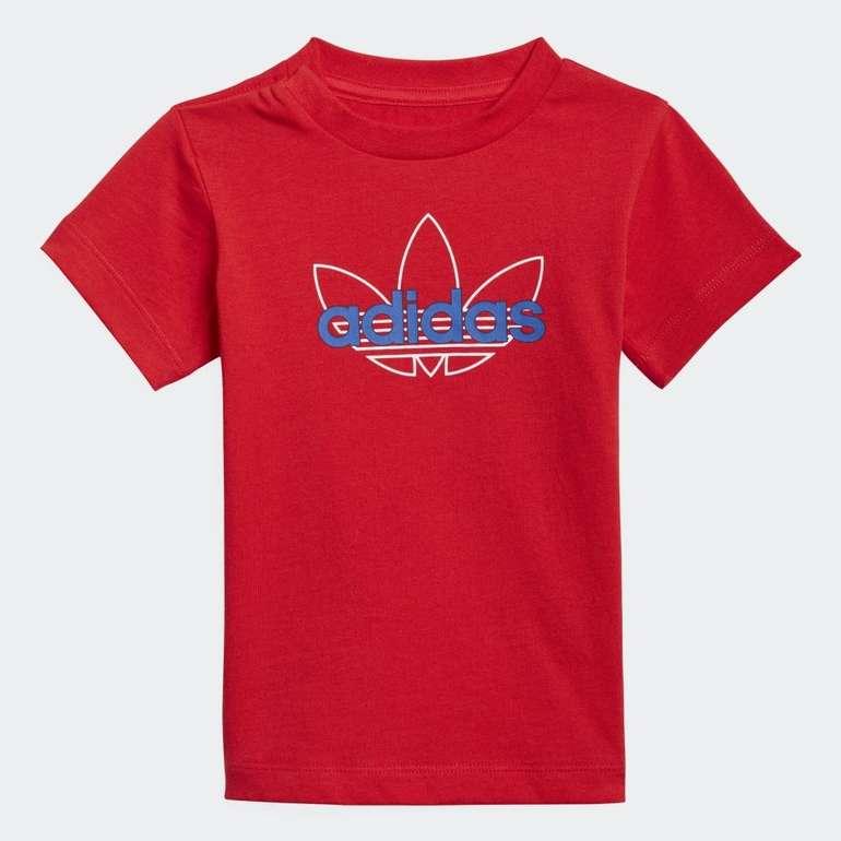 Adidas SPRT Collection Graphic Kids Unisex T-Shirt für 9,80€ inkl. Versand (statt 14€) - Creators Club!