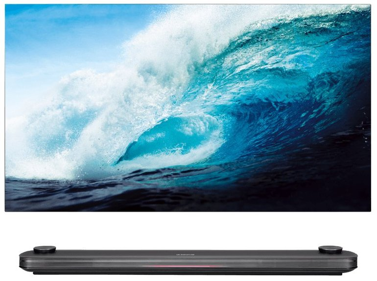 LG OLED65W7V - 65 Zoll Ultra-HD OLED TV mit Active HDR für 2999€ (statt 3899€)
