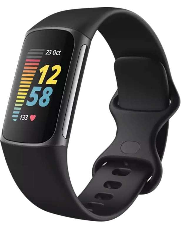 Saturn: Du willst mehr, du bekommst mehr Aktion - z.B. Fitbit Charge 5 Fitness-Tracker für 159€ (statt 175€)
