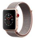 Apple Watch Series 3 42mm (GPS + Cellular) in Sandrosa für 299€ (statt 339€)