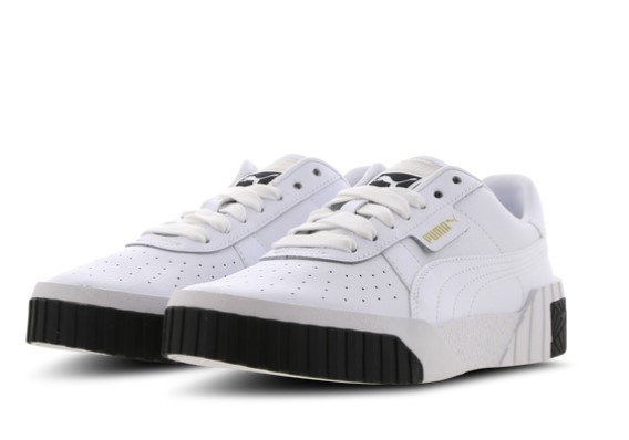 Puma Cali Junior Grundschule Kinder Sneaker für 39,99€ inkl. Versand (statt 70€)