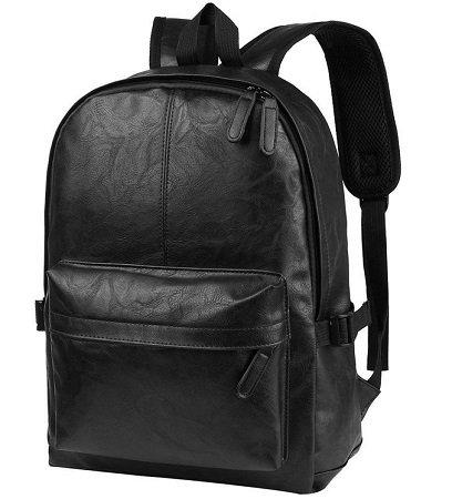 Vbiger PU Leder Rucksack mit verschiedenen Staufächern für 9,36€ (Prime)