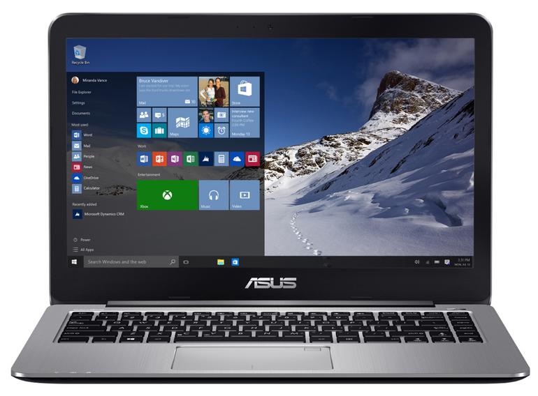 """ASUS VivoBook Notebook (14"""" FHD, 4GB, 128GB, lüfterlos) für 299€ (statt 419€)"""