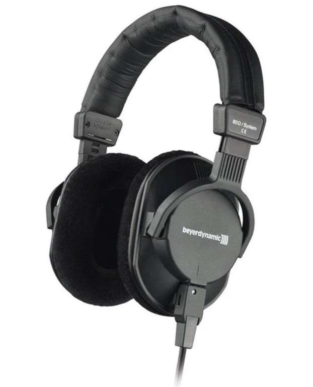 Beyerdynamic DT 250 LTD Studiokopfhörer (250 Ohm, geschlossen) für 135,07€ inkl. Versand (statt 161€)