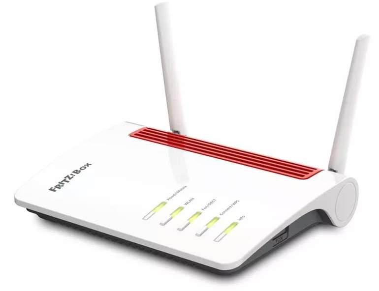 AVM FRITZ!Box 6850 LTE - WLAN Mesh Router mit LTE-SIM-Kartenslot (max. MBit/s 866 + 450) für 169€