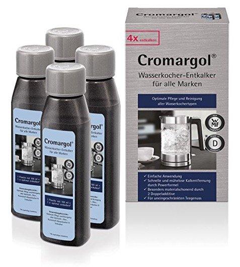 WMF Cromargol Wasserkocher-Entkalker 4er-Pack (4x 100ml) für 2€ inkl. Versand