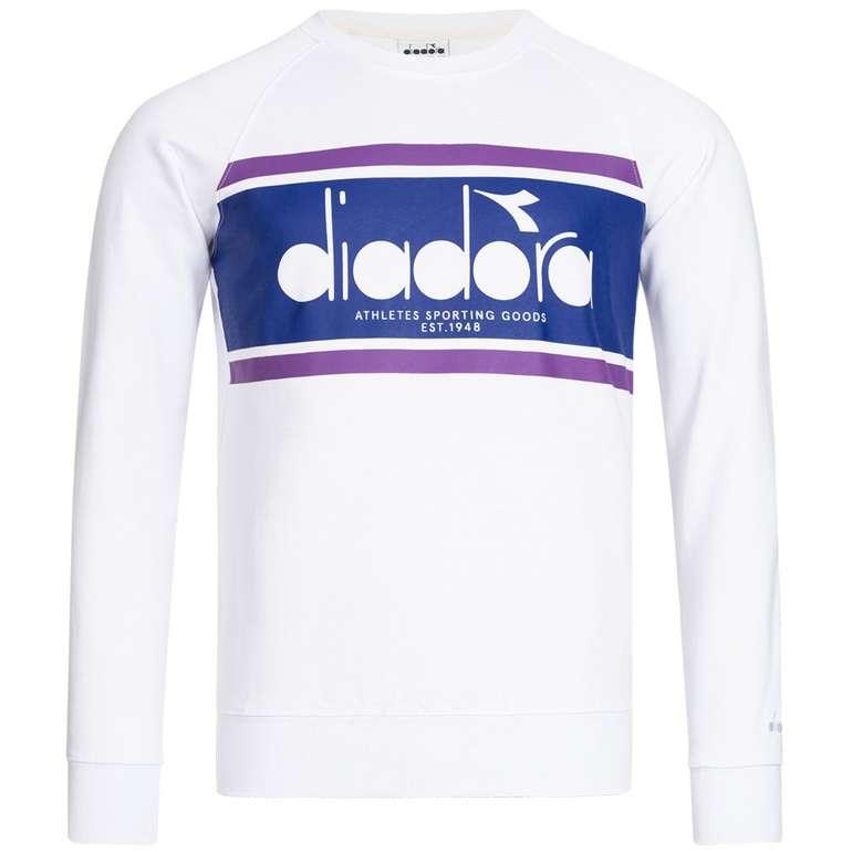 Diadora Crew Spectra Herren Sweatshirt für 23,94€ (statt 40€)