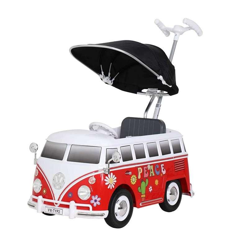Rollplay Schiebeauto VW Bus Flower Power für 86,98€ inkl. Versand (statt 108€)