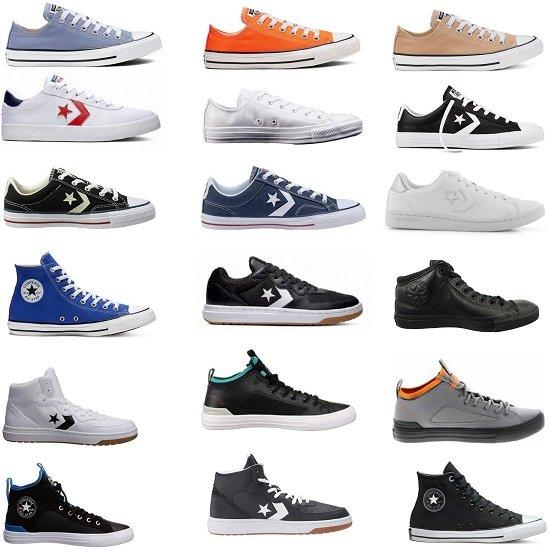 Converse Chuck Taylor All Star Damen- & Herren Sneaker ab 34,90€