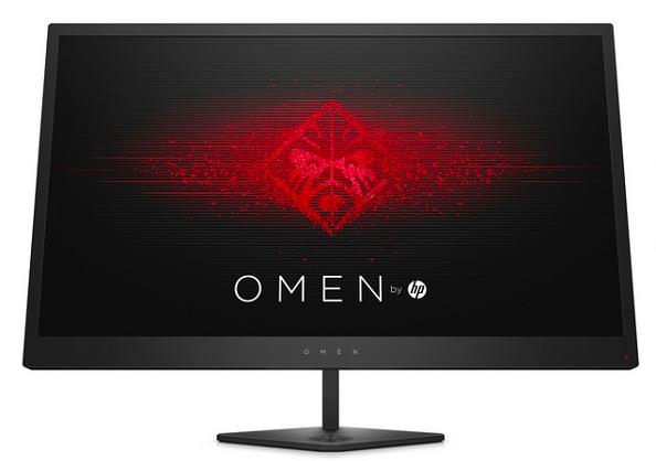 """OMEN by HP 25 - 24,5"""" Monitor mit 144 Hz & AMD FreeSync für 184,99€ inkl. VSK"""